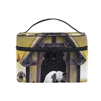 Malpleda - Bolsa de maquillaje y estuches para perros ...