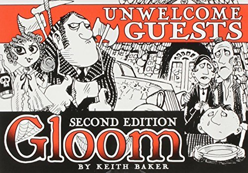 Gloom Unwelcome Guests 2nd Edition [並行輸入品] B07SFDRXHZ