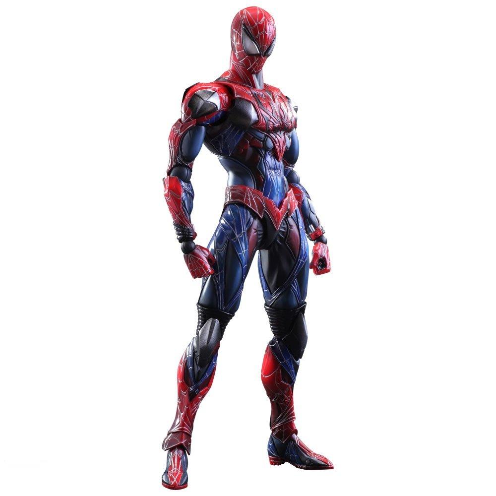 MARVEL UNIVERSE VARIANT PLAY ARTS改 スパイダーマン PVC製 塗装済み可動フィギュア B00WWTZELW