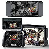 Ci-Yu-Online VINYL SKIN [NS] Monster Hunter XX STICKER DECAL COVER for Nintendo Switch Console and Joy-Con Controllers