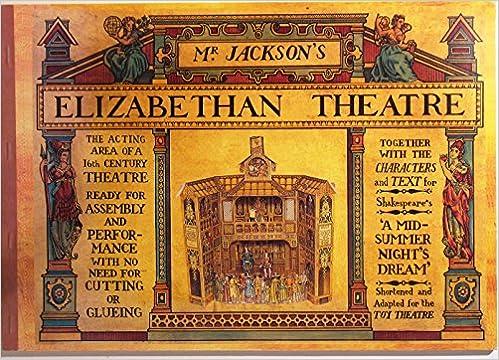 elizabethan theatre style