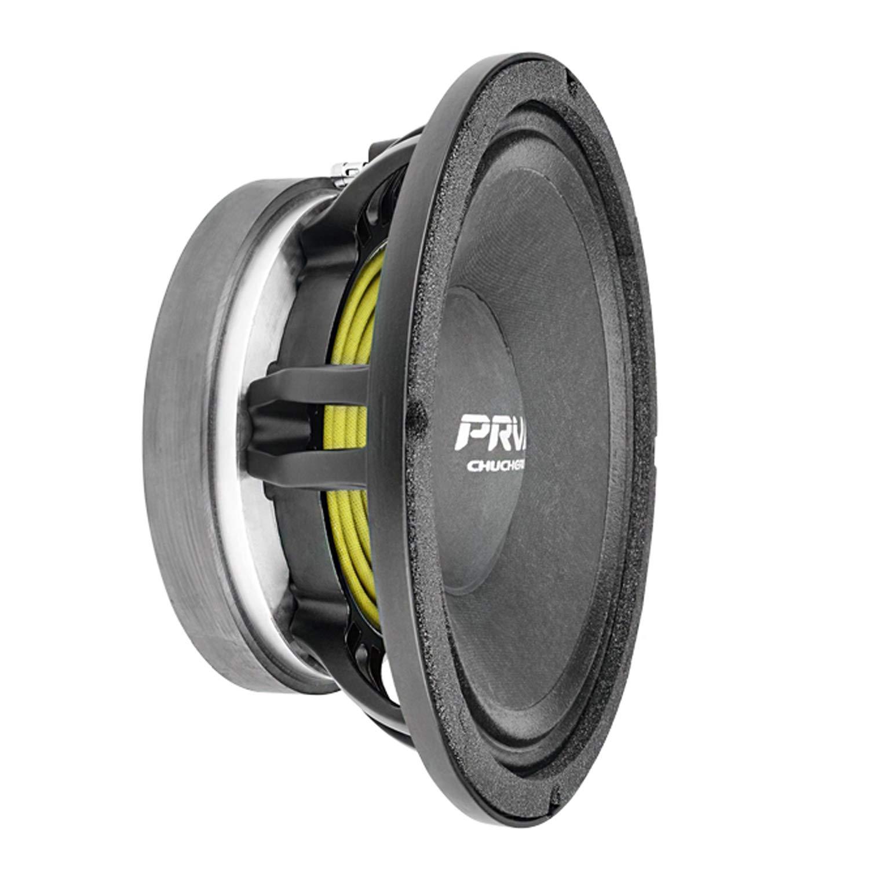 PRV AUDIO 10CHUCHERO 10'' Mid Range 8 ohms Pro Audio Speaker 98.5dB 350 Watts RMS 3'' VC (Single)