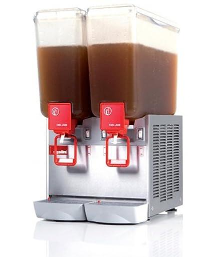 Dispensador de bebidas frías 2 x 20 L – L360 X P470 X H670 mm –