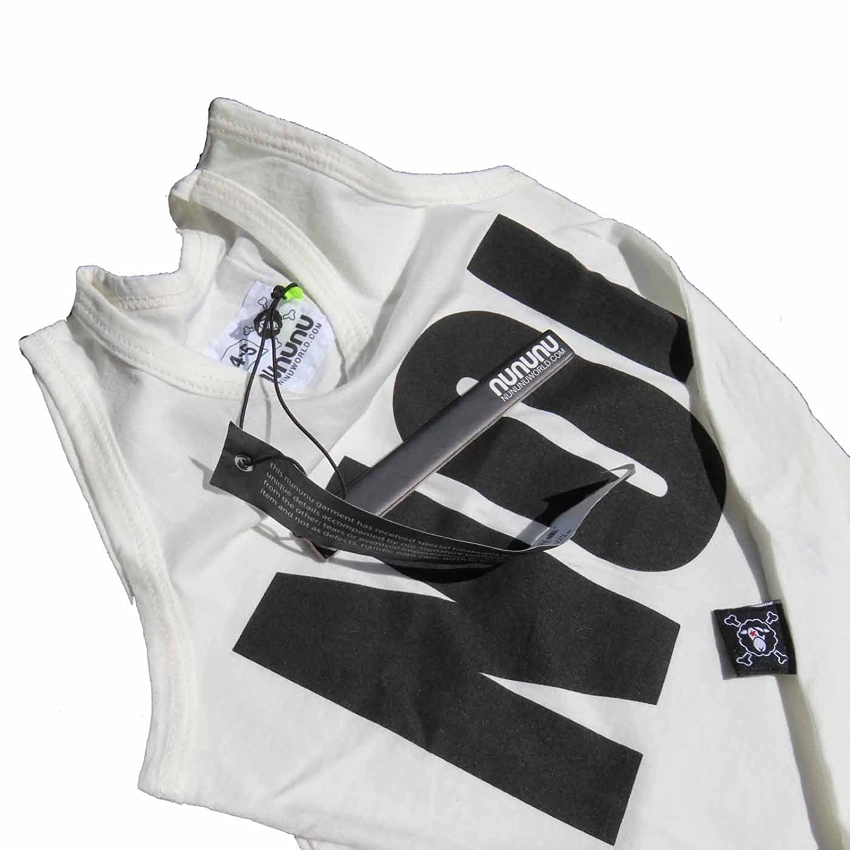 8b82167e nununu Boys' Vest Top: Amazon.co.uk: Clothing