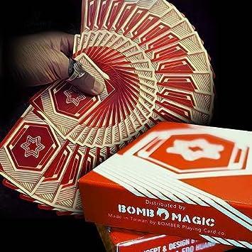SOLOMAGIA Vigor Playing Cards - Card Games - Magic Tricks