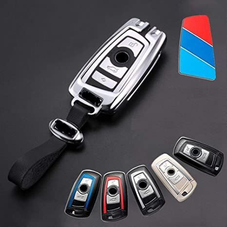 WUAIDING Caso Clave Car Styling Car Key Case Cover Fob ...