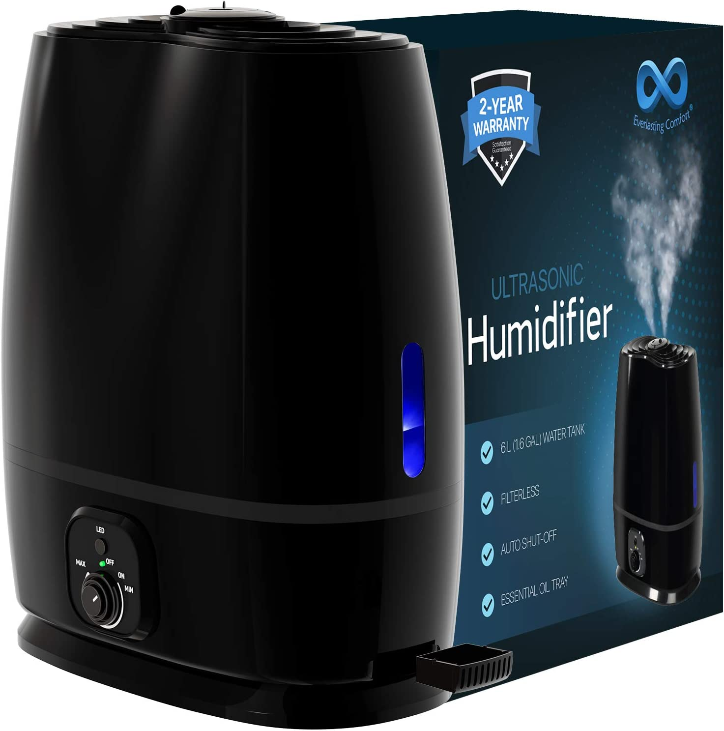 Everlasting Comfort Humidifiers For Singers