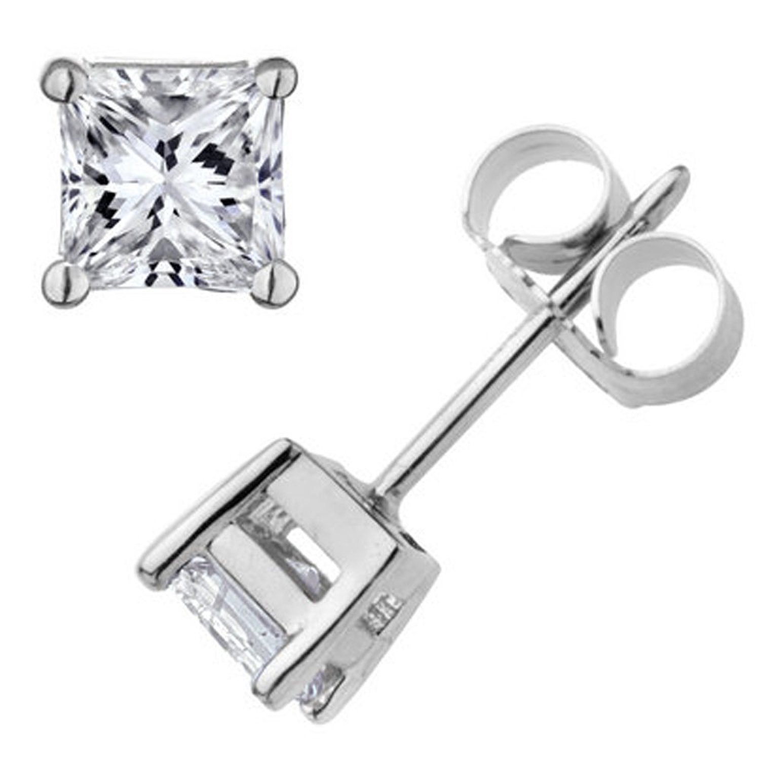 collections micro earrings clear studs hip square screwback pave mens sidestones diamond giant sterling products cz stud x silver hop