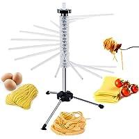 CHEFLY P1803 Étagère à pâtes pliable pour longues feuilles de lasagne spaghetti fettuccine
