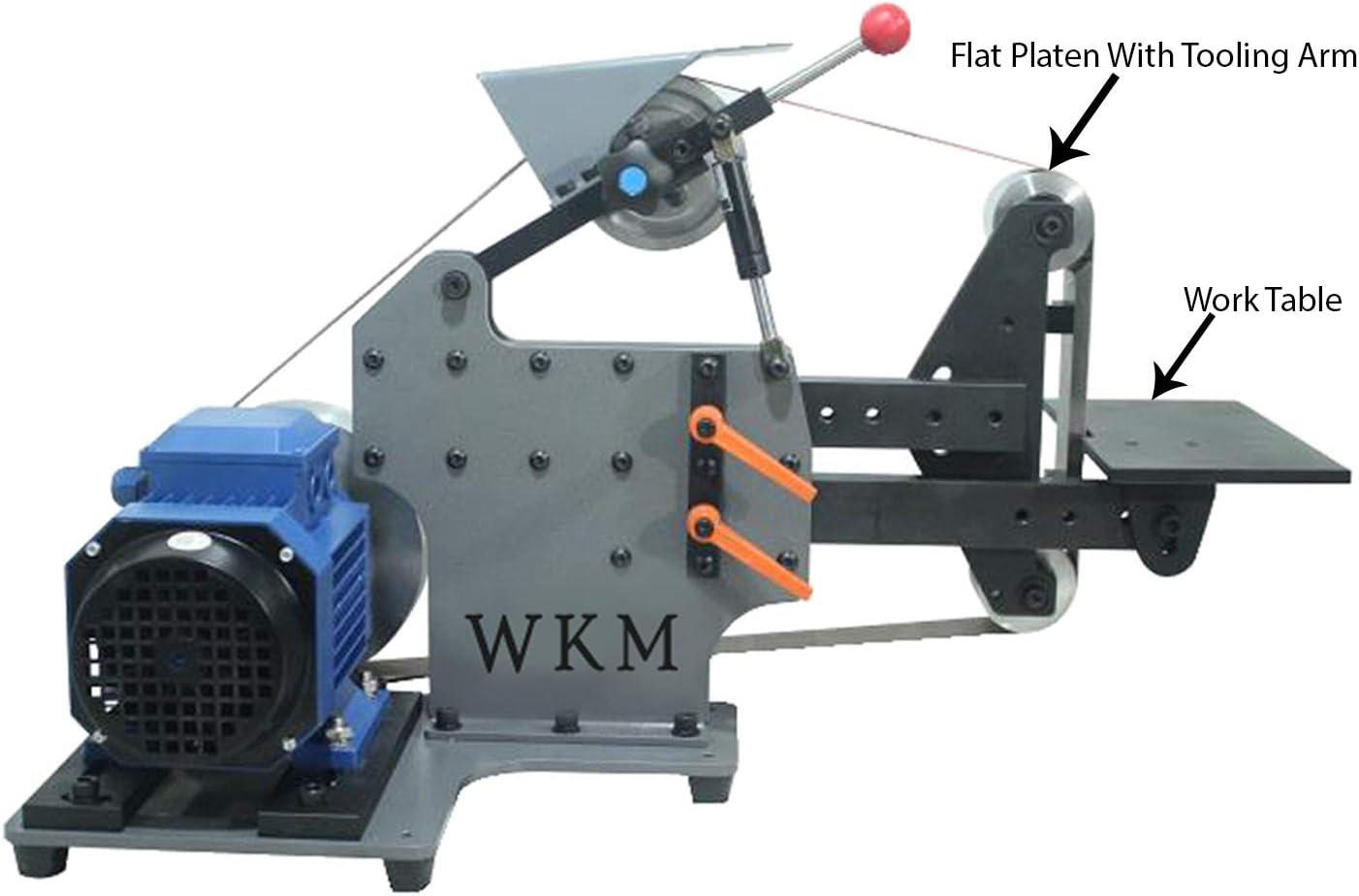 WKM Belt Grinder Knife Maker Machine