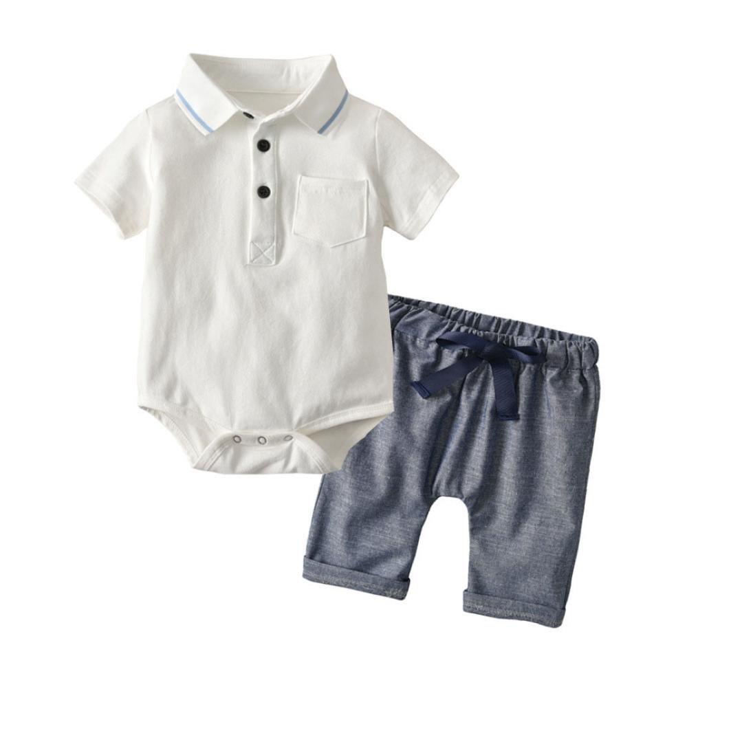 Twins Simon Conjunto de ropa Beb/é-Ni/ños