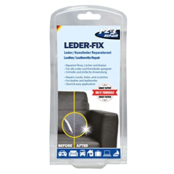 123REPAIR Leather and Vinyl Repair Kit
