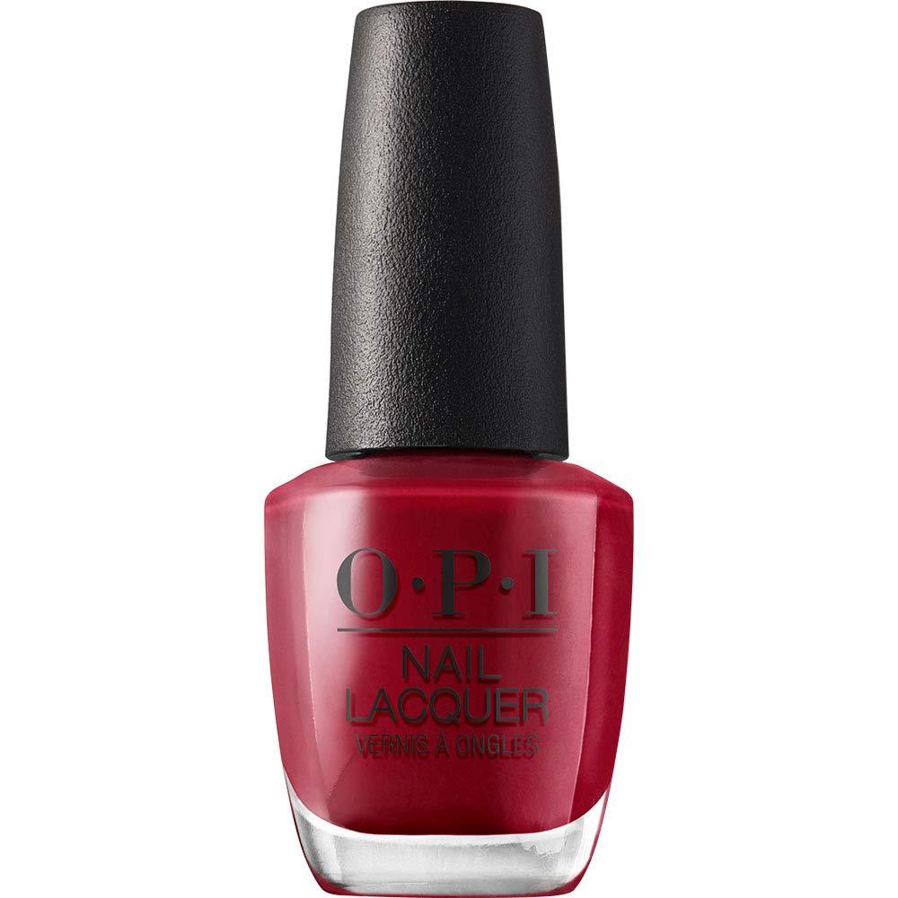 OPI Nail Polish, Nail Lacquer, Reds, 0.5 fl oz