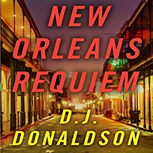 New Orleans Requiem Audiobook