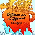 Children of the Different Audiobook by S. C. Flynn Narrated by Stephen Briggs