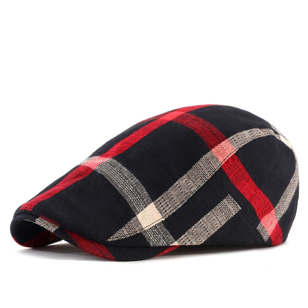 sdssup Sombrero de Boina de algodón y Lino de Inglaterra para ...