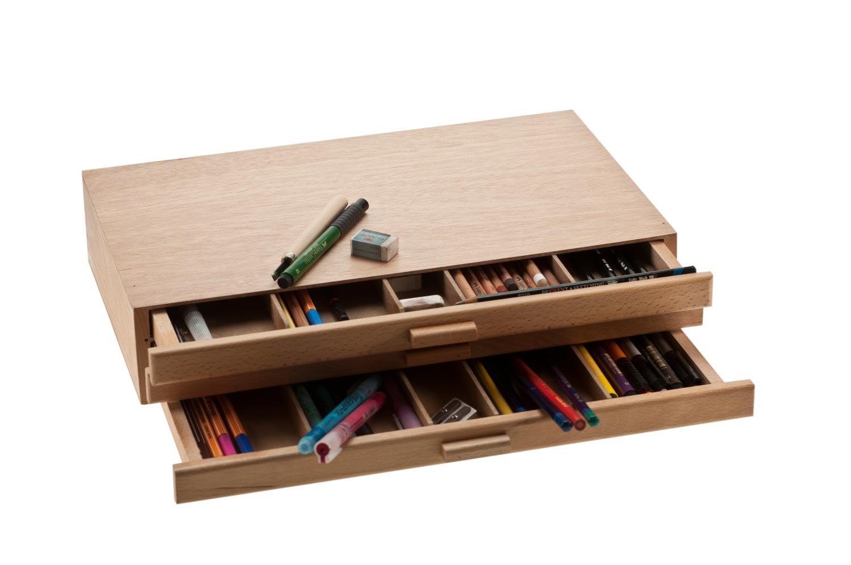 3 Drawer Storage Chest Teaching Art Branding