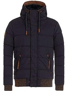 Naketano Italo Pop V winter jacket blue