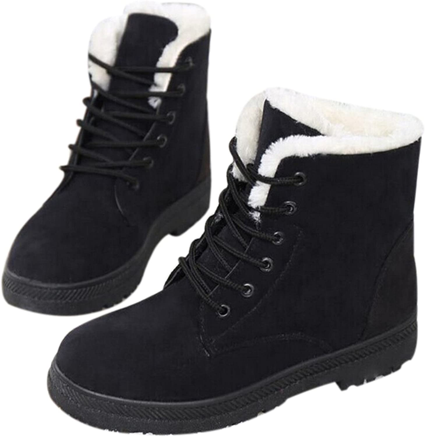 Dormery Snow Boots Winter Ankle Boots