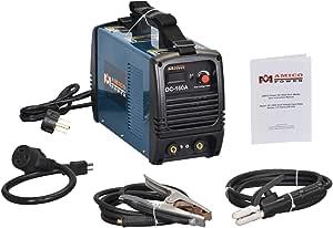 Amico S160AM, 160 Amp 110/230V Dual Voltage DC Welder IGBT Inverter Welding Soldering Machine, S160AM