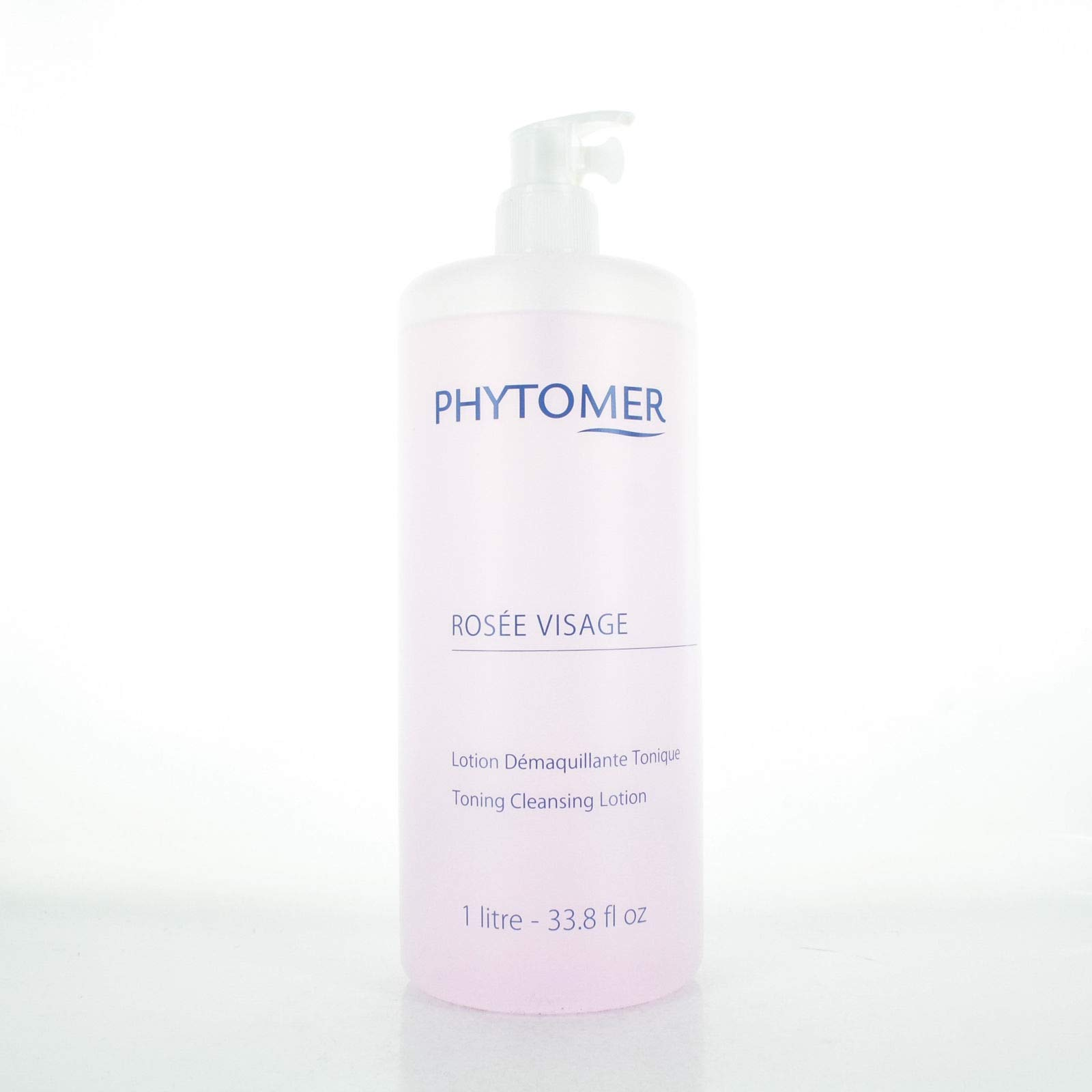 Phytomer ROSEE VISAGE Toning Cleansing Lotion 1 Liter 33.8oz by Phytomer
