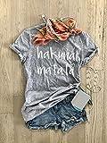 Hakuna Matata. Unisex Fit. Screen Printed with Eco Ink. Disney Inspired. Happy Shirt. Disney T Shirt. Cool T Shirt. Gift Shirt. Unisex Fit. Crew-Neck Shirt.