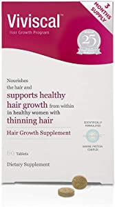 Women's Maximum Strength Hair Growth Supplements with Exclusive Quality Sourced Products Pocket Mirror (3 Month Supply)