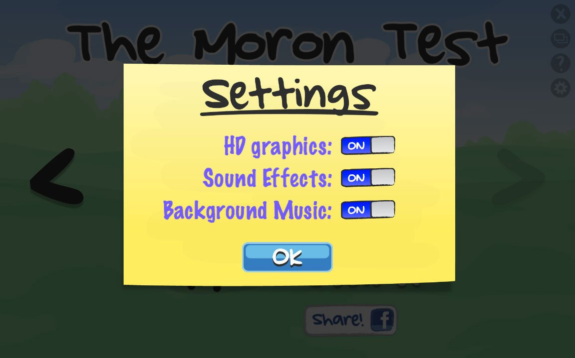 The Moron Test [Mac Download]