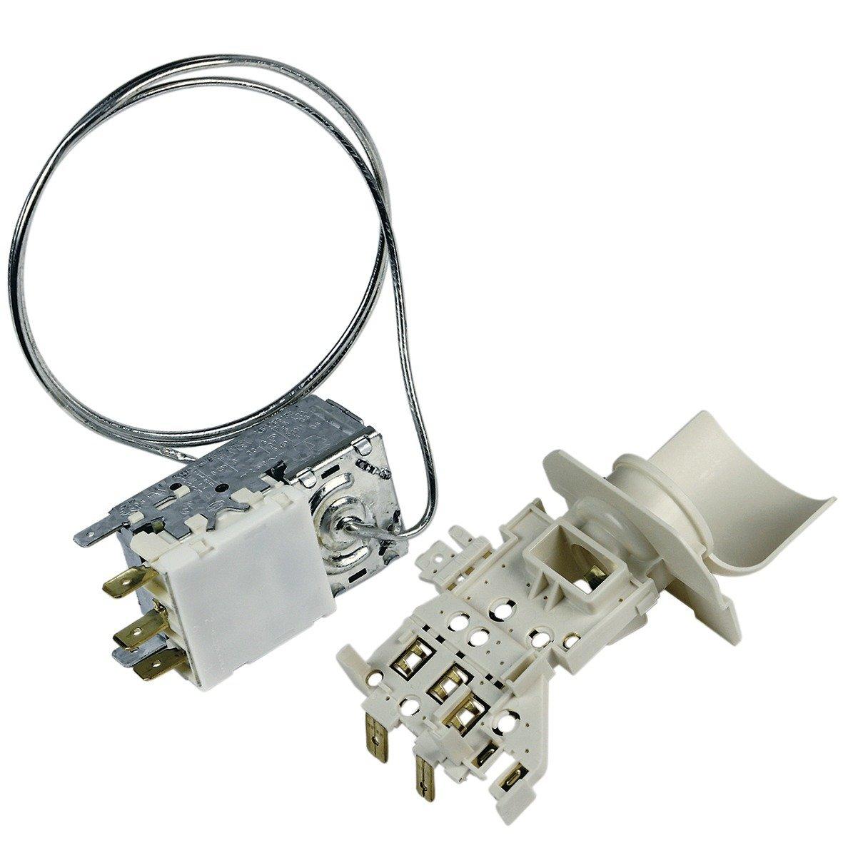 Original Thermostat Kühlschrank Ranco K59-S2785 690mm Kapillarrohr Umbausatz