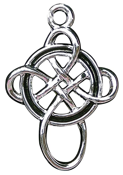 Amazon Celtic Knot Cross Power Pendant For Love Friendship