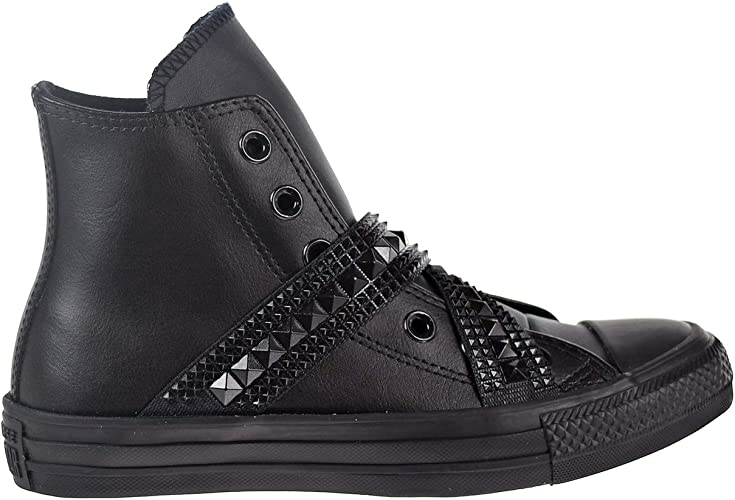 Converse Chuck Taylor All Star Punk Strap, Baskets Hautes