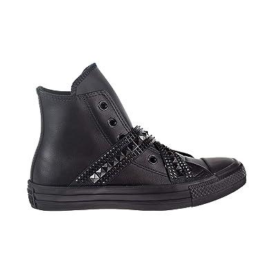 5fdba62e827c Converse Chuck Taylor All Star Punk Strap Leather High Top Sneaker (8 B US)