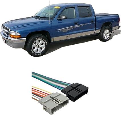 93 dodge truck speaker wiring amazon com compatible with dodge dakota 1987 2001 factory stereo  dodge dakota 1987 2001 factory stereo