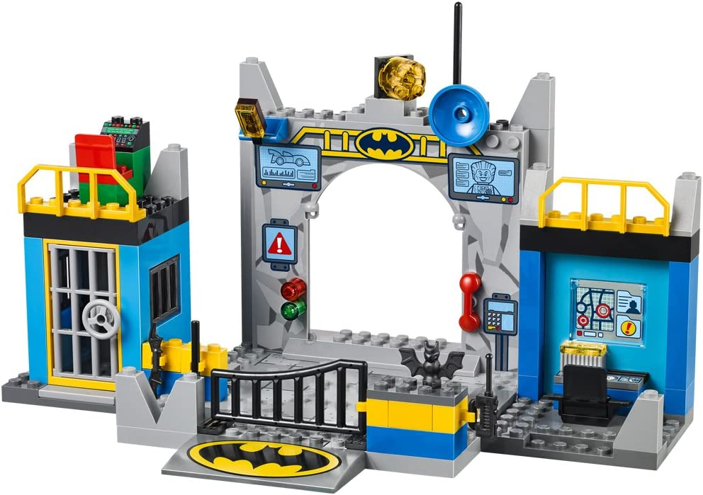 LEGO Juniors - Batman: Ataque a la Batcueva (6061889): Amazon.es ...