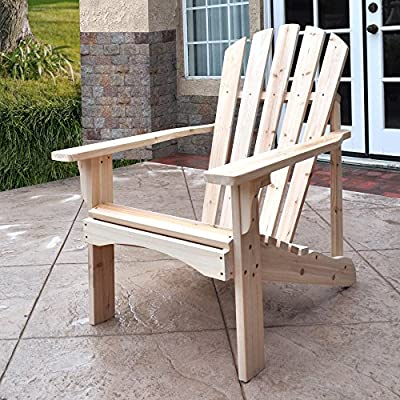 Shine Company Rockport Adirondack Chair