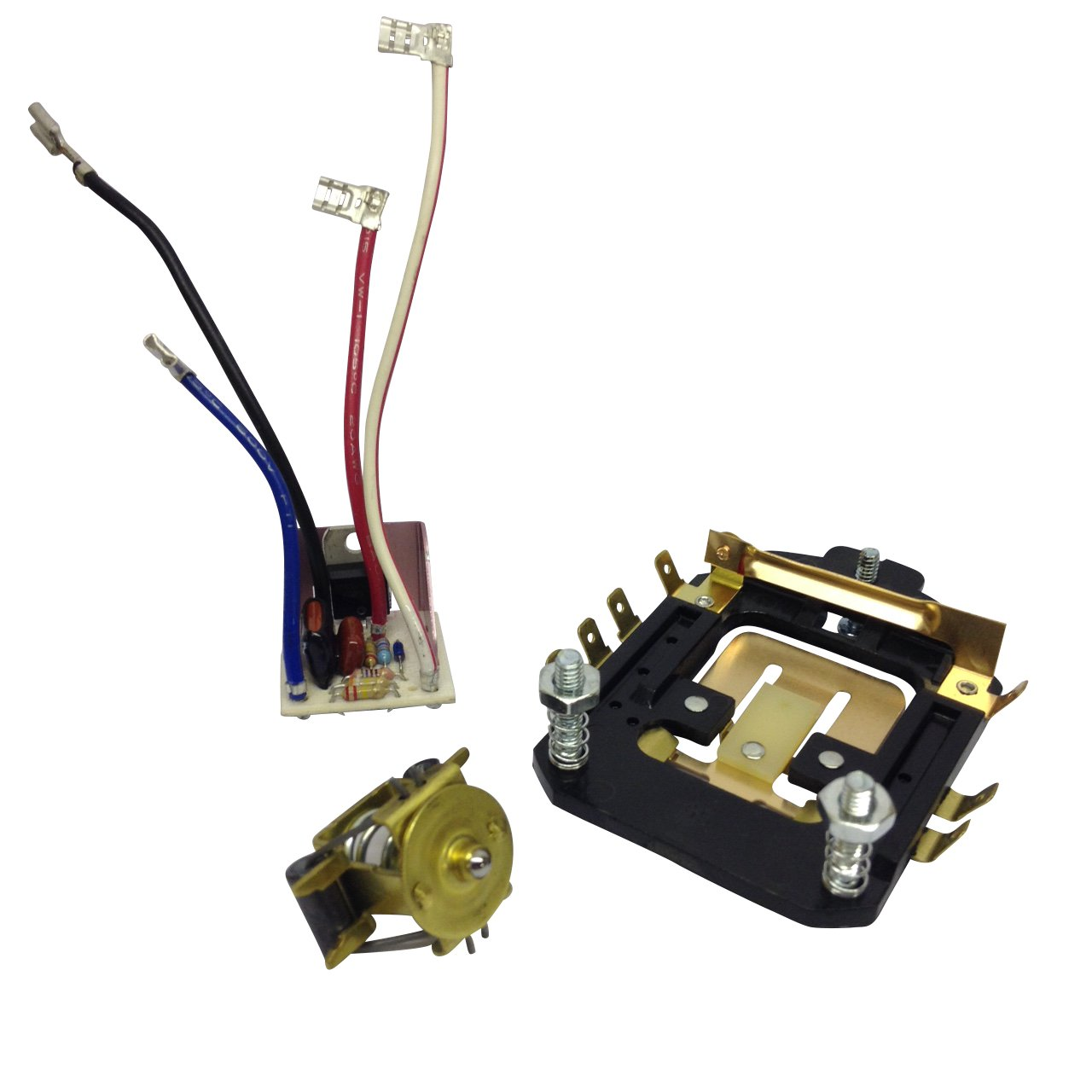 KITCHENAID SPEED CONTROL PLATE PHASE BOARD AND GOVERNOR