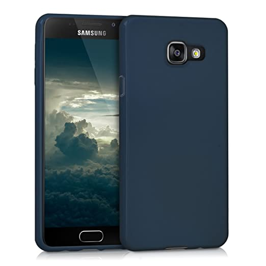 45 opinioni per kwmobile Cover per Samsung Galaxy A3 (2016)- Custodia in silicone TPU- Back case