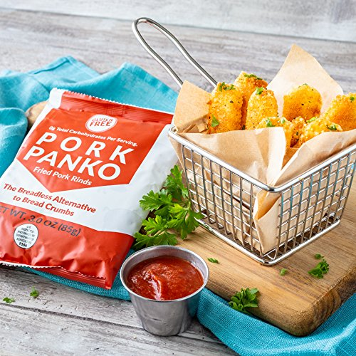 Pork Panko - Zero Carb Pork Rind Breadcrumbs