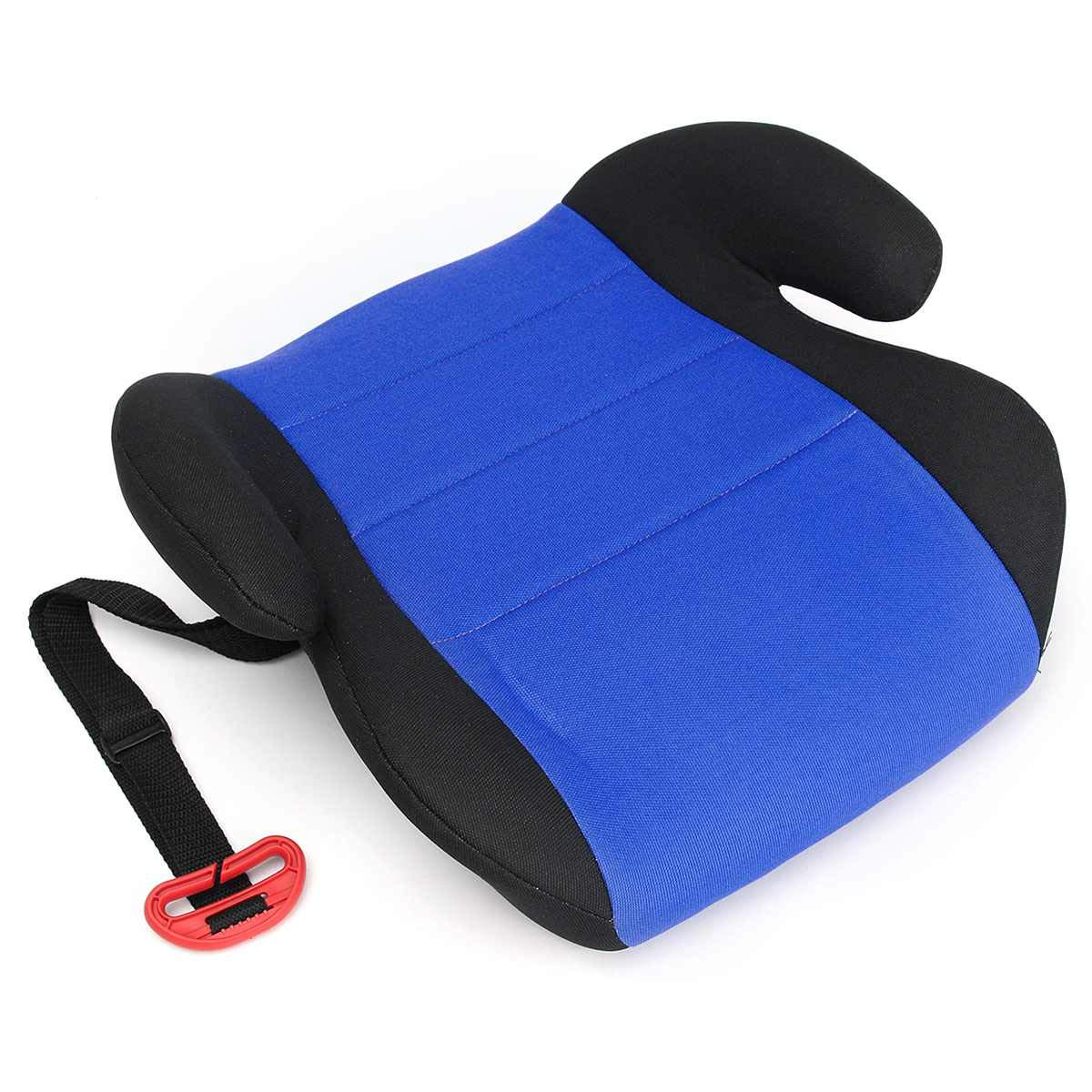 Car Booster Seat Chair Cushion Pad For Toddler Children Kids Baby Sturdy 3-12Y