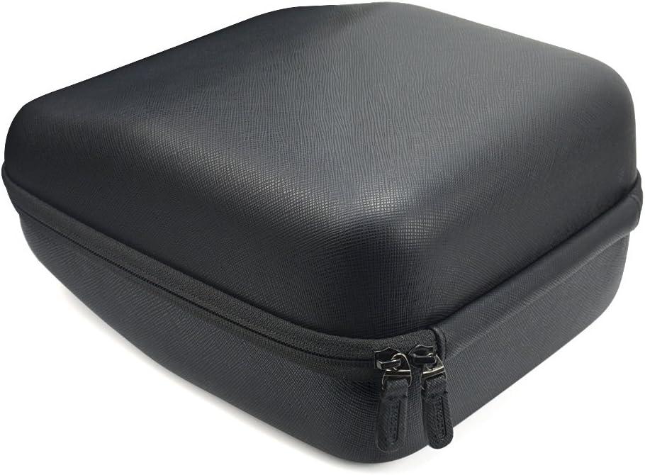 M40x Protective Headphones Case for Sennheiser HD800 M20x ATH-M50 M30x M70X M50xMG; Removable Accessories Pouch Q701; Beyerdynamic DT880 DT770 HD598; AKG K701 DT990 Audio-Technica ATH-M50x