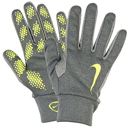 Nike Fußballhandschuhe HYPERWARM FIELD PLAYER GLOVE, schwarz/gelb, L, GS0321-071
