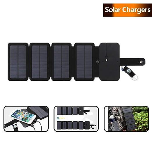 Banco de la energ/ía solar 10000mah cargador de manivela del tel/éfono con la luz del LED
