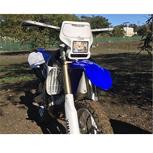Baja Designs Dual Sport Halogen Headlight Kit Yamaha EFI YZ250FX 2016