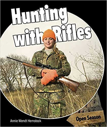 Book Hunting With Rifles (Open Season)