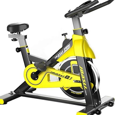 WOAIM - Bicicleta estática deportiva para fitness, bicicleta de ...