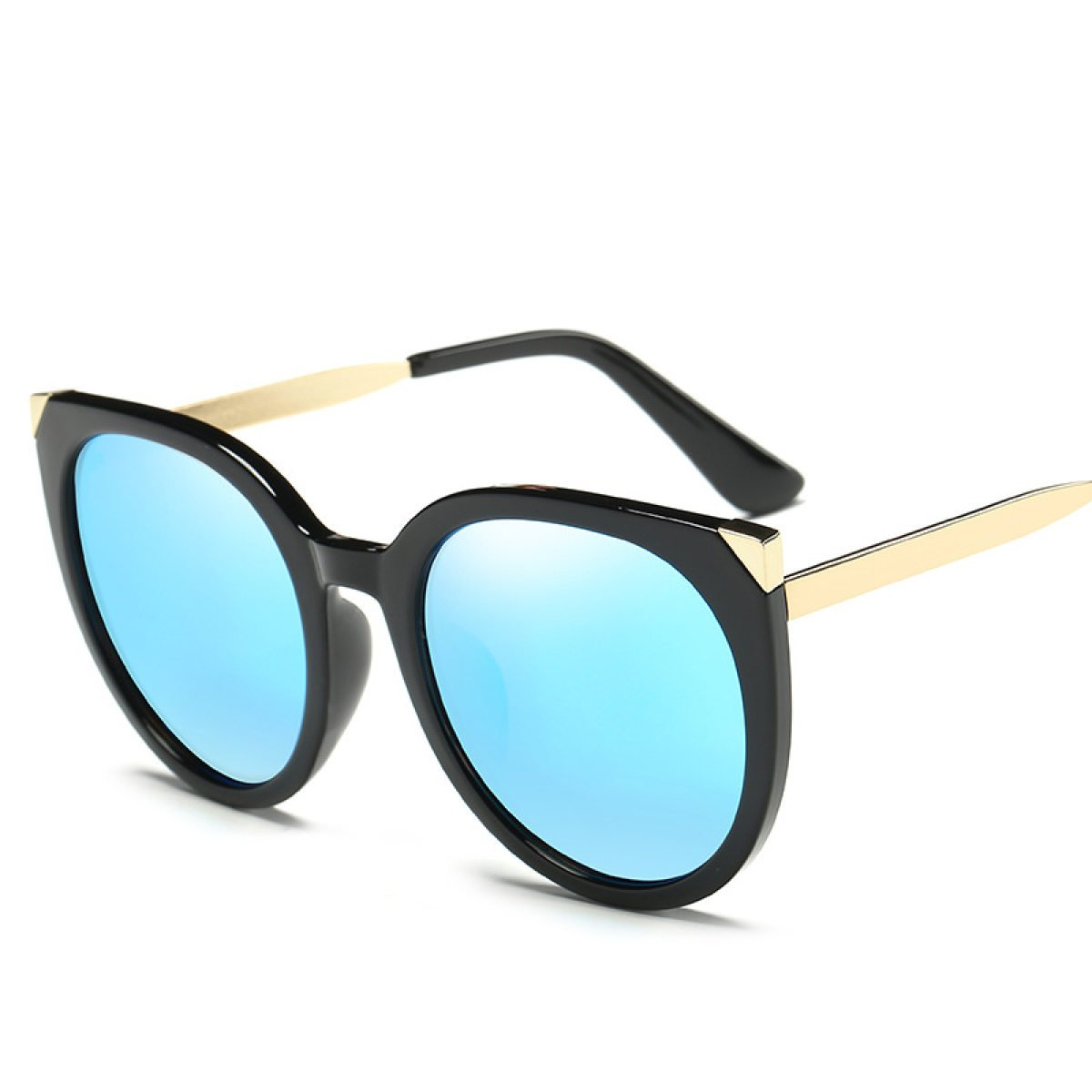 pengweiMme lunettes de soleil grande bo?te de mode lunettes de soleil sans limite , 3
