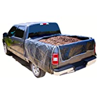 Portable Truck Bed Liner FS66 Heavy Duty, Adjustable Truck tarp to Protect Your Full Size Truck Bed (Full Size Truck…