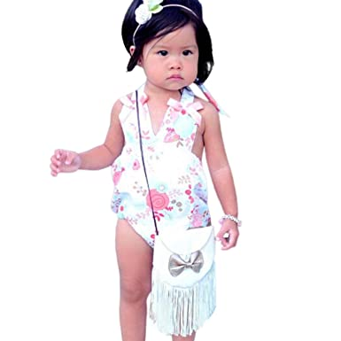 abab1065b768 Amazon.com  SMTSMT Baby Outfits