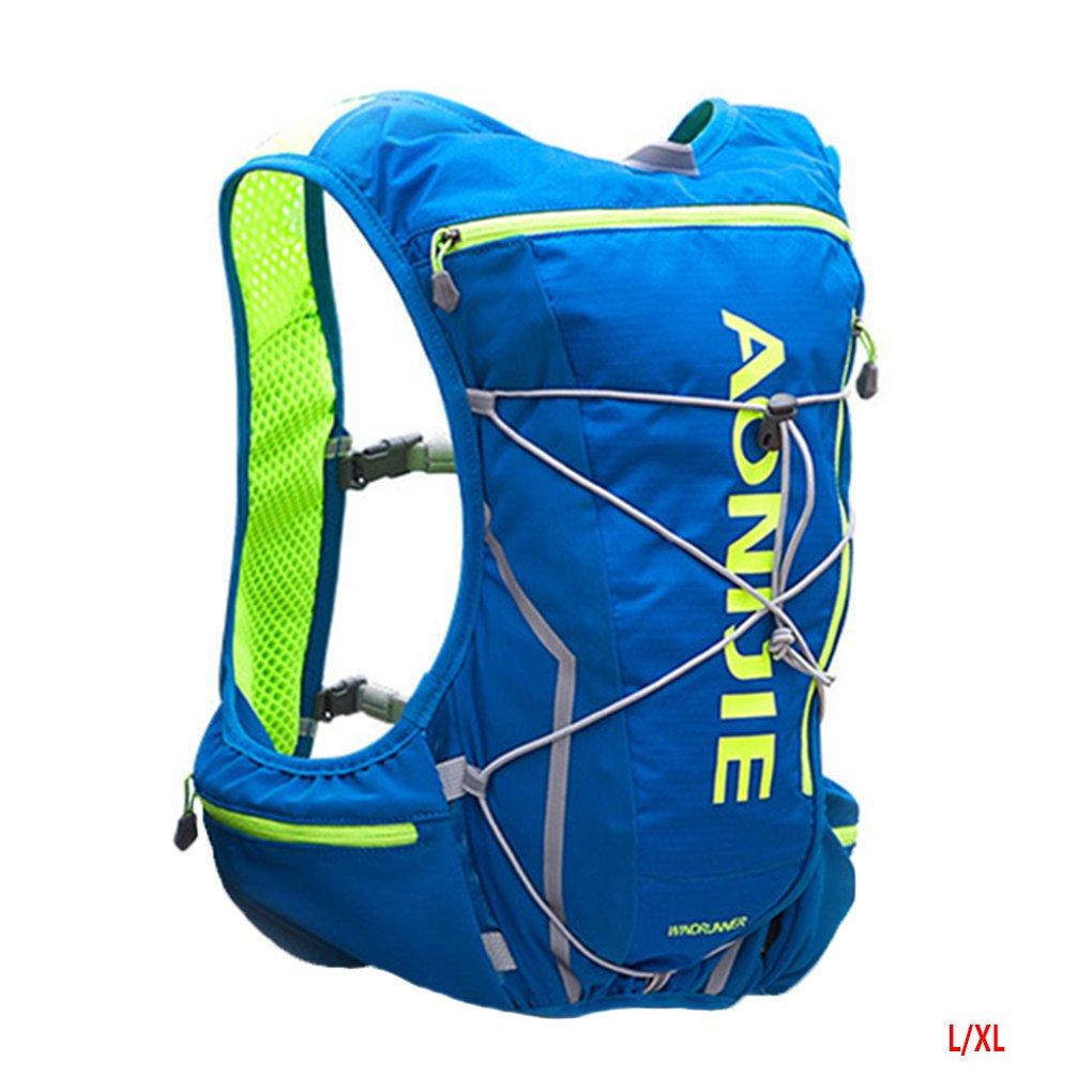 AONIJIE クロスカントリーデイパック バックパック バックパック バックパック ハイキング リュックサック アウトドア ショルダーバッグ スポーツ 旅行 女性 男性 10L   B07MRJ9MLX