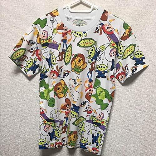 香港ディズニーランド トイストーリー Tシャツ Sサイズ